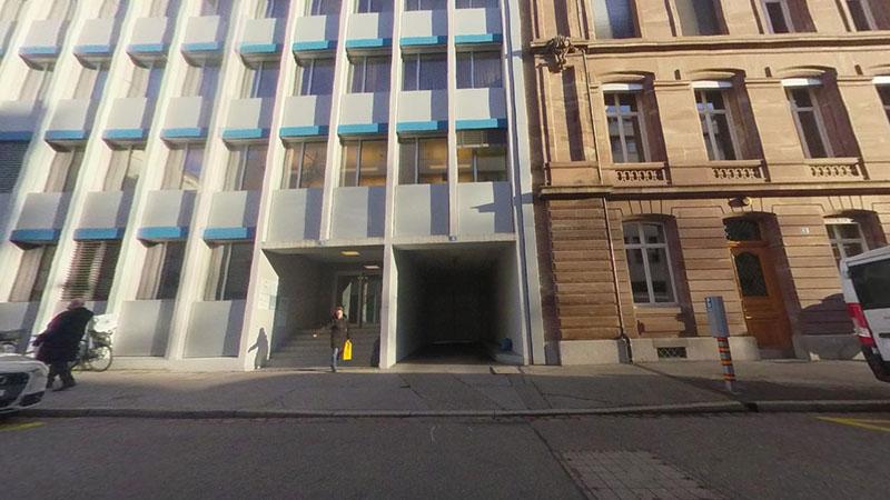Selfstorage Basel, Wallstrasse