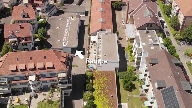 Selfstorage Bern, Brunnmattstrasse