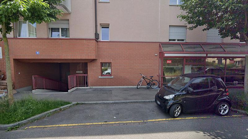 Selfstorage Zürich, Berninastrasse