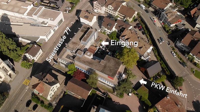 Selfstorage Erlenbach, Seestrasse