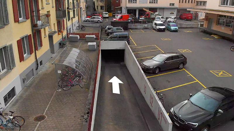 Selfstorage Zürich, Hardstrasse