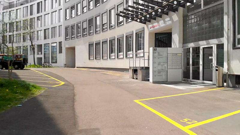 Selfstorage Zürich, Staffelstrasse
